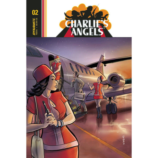 Georgetown Comics - CHARLIES ANGELS #2 CVR B EISMA