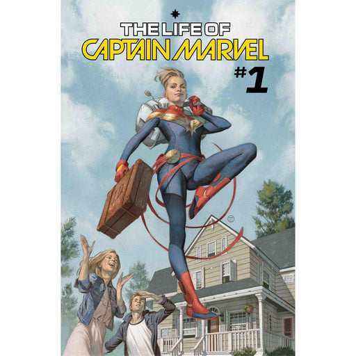 Life Of Captain Marvel #1 (Of 5)-Georgetown Comics