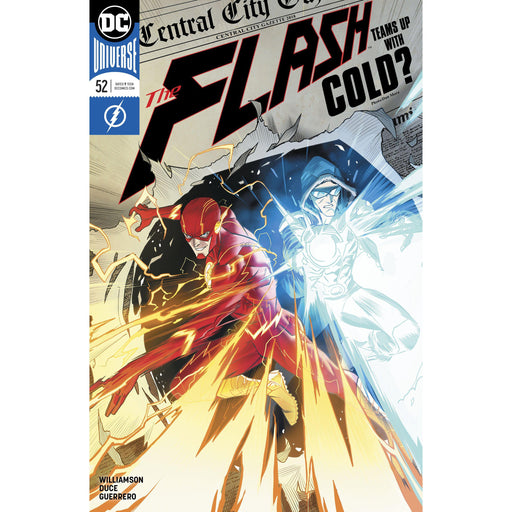 Georgetown Comics - FLASH #52