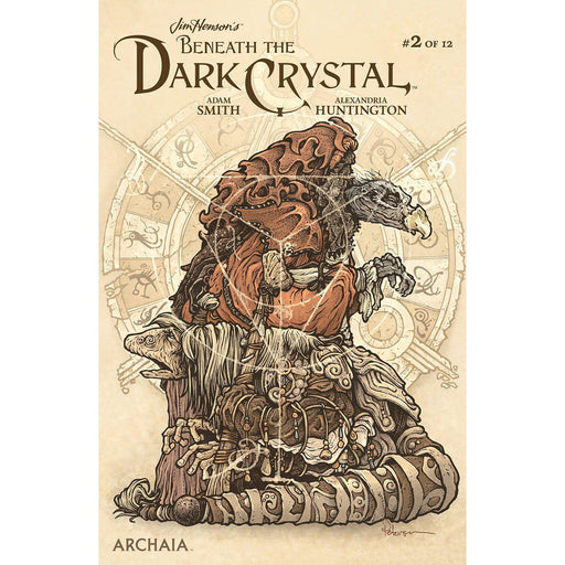 Georgetown Comics - JIM HENSON BENEATH DARK CRYSTAL #2 (OF 12) SUBSCRIP PETERSON