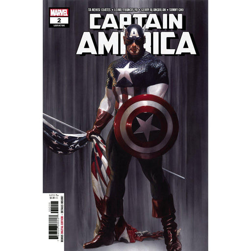 Georgetown Comics - CAPTAIN AMERICA #2