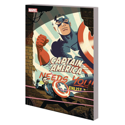 Captain America By Mark Waid TP Promised Land-Georgetown Comics