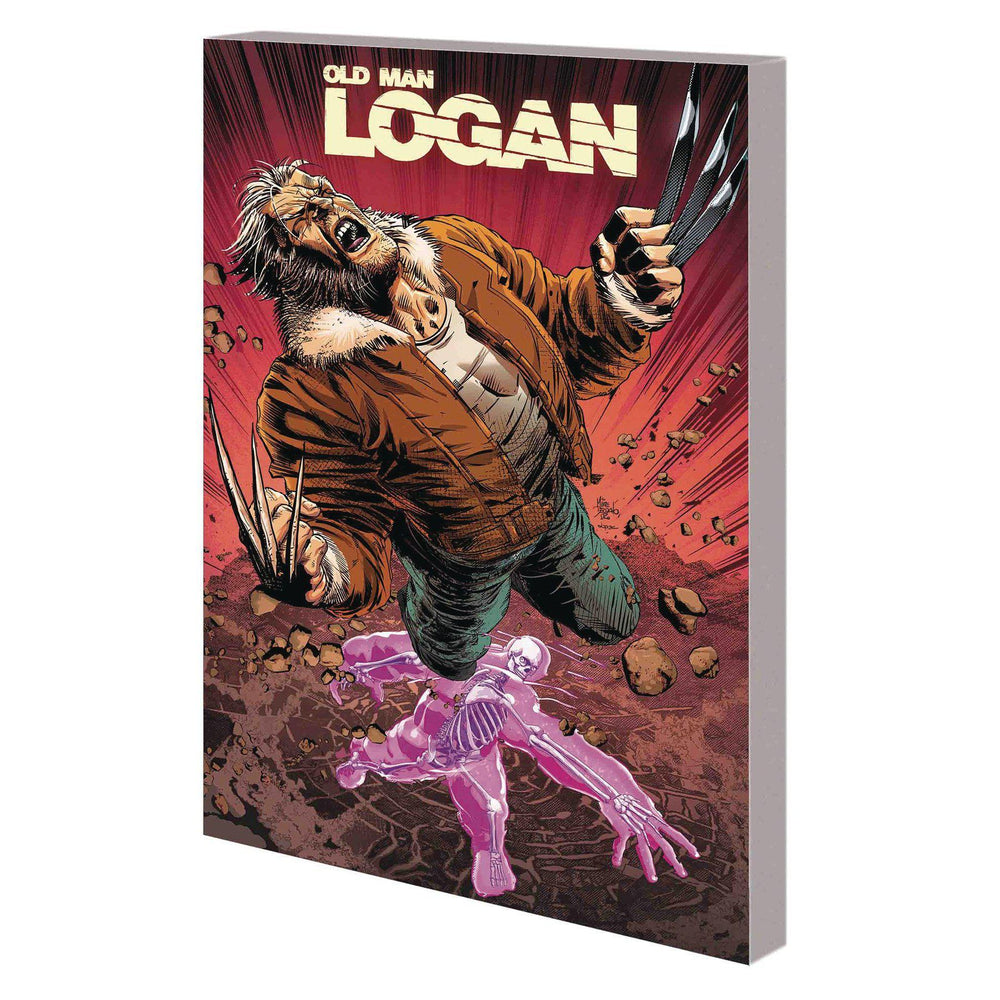 Wolverine Old Man Logan TP Vol 08 To Kill For-Georgetown Comics