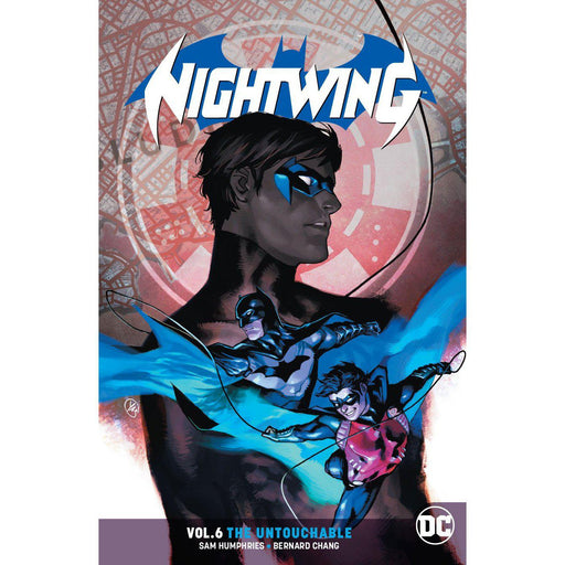 Nightwing TP Vol 06 The Untouchable-Georgetown Comics