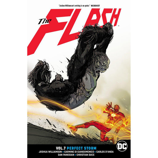 Flash TP Vol 07 Perfect Storm-Georgetown Comics