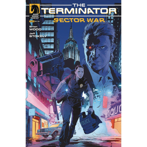 Georgetown Comics - TERMINATOR SECTOR WAR #1 (OF 4)