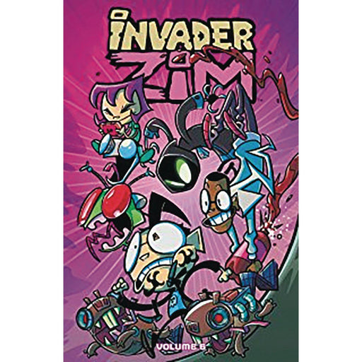 Georgetown Comics - INVADER ZIM TP VOL 06