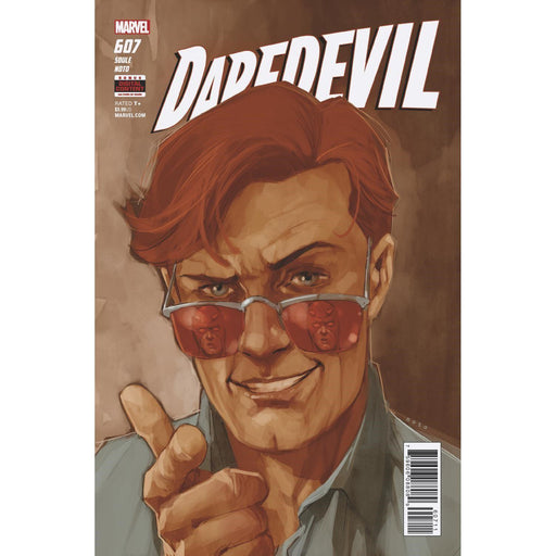 Georgetown Comics - DAREDEVIL #607