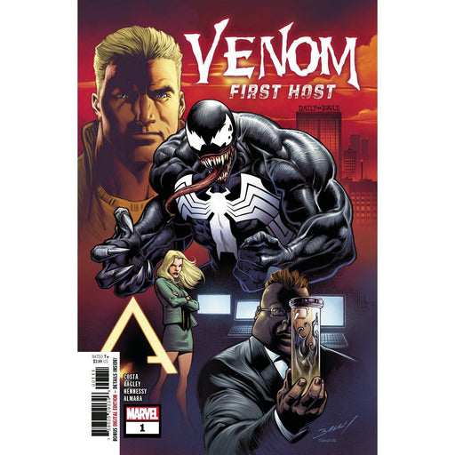 Venom First Host #1 (Of 5)-Georgetown Comics
