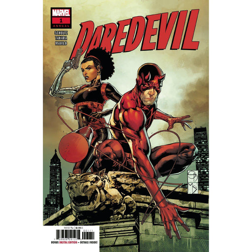Georgetown Comics - DAREDEVIL ANNUAL #1