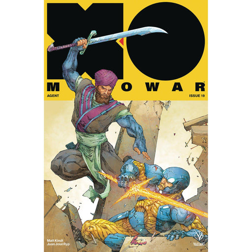 X-O Manowar (2017) #19 (New Arc) Cvr A Rocafort-Georgetown Comics