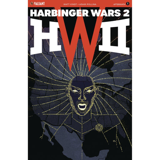 Harbinger Wars 2 Aftermath #1 Cvr A Allen-Georgetown Comics