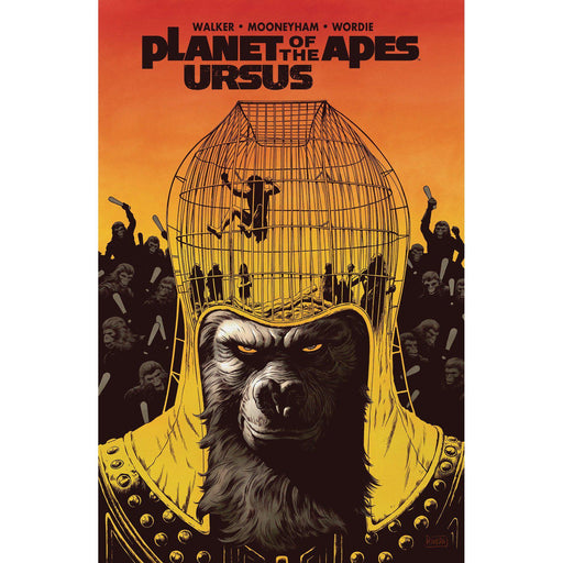 Planet Of The Apes Ursus TP-Georgetown Comics