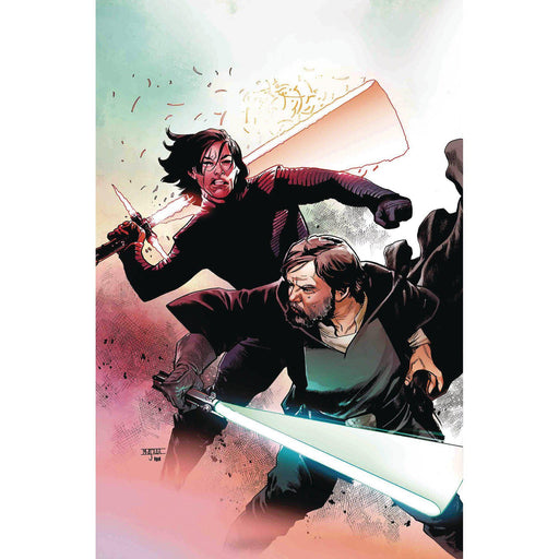 Star Wars Last Jedi Adaptation #6 (Of 6)-Georgetown Comics