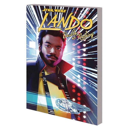 Star Wars Lando TP Double Or Nothing-Georgetown Comics