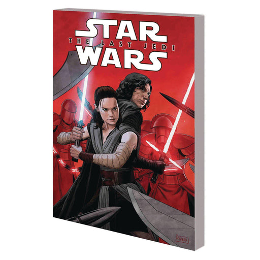 Star Wars TP Last Jedi Adaptation-Georgetown Comics