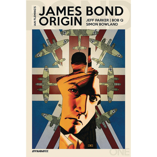 Georgetown Comics - JAMES BOND ORIGIN #1 CVR A CASSADAY