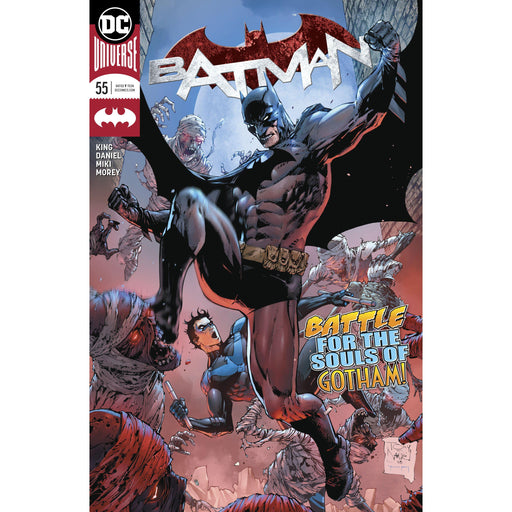 Batman #55-Georgetown Comics