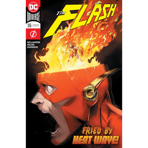 Flash #55-Georgetown Comics