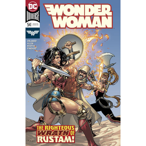 Wonder Woman #54-Georgetown Comics