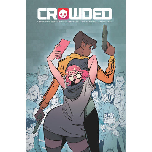 Crowded TP Vol 01-Georgetown Comics