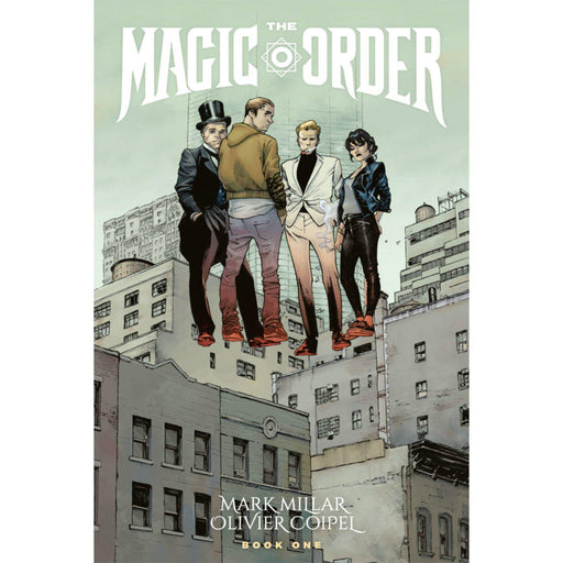 Magic Order TP Vol 01 (MR)-Georgetown Comics