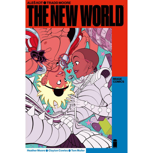 New World TP (MR)-Georgetown Comics