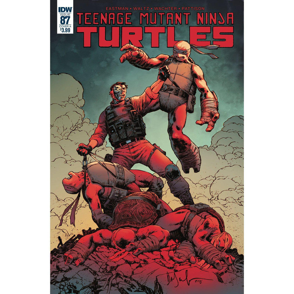 TMNT Ongoing #87 Cvr A Wachter-Georgetown Comics