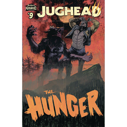 Jughead The Hunger #9 Cvr A Gorham (MR)-Georgetown Comics
