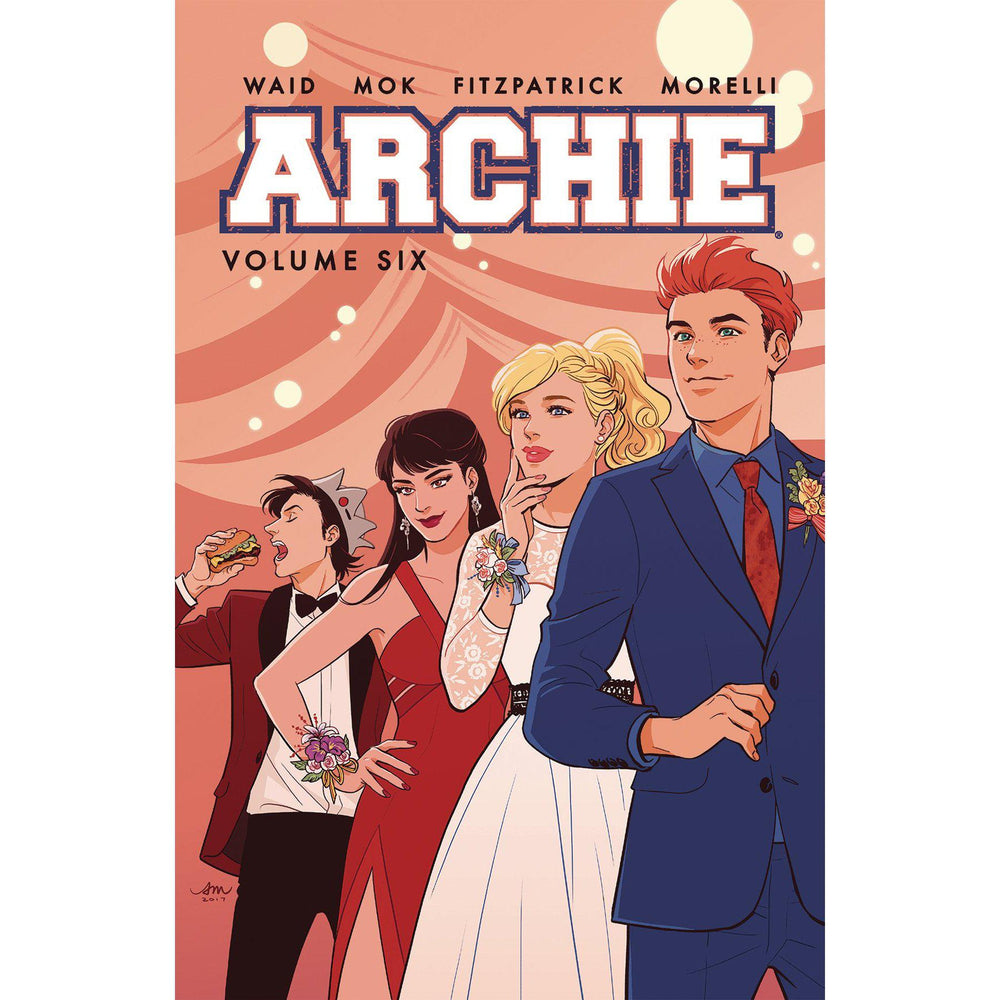 Archie TP Vol 06-Georgetown Comics