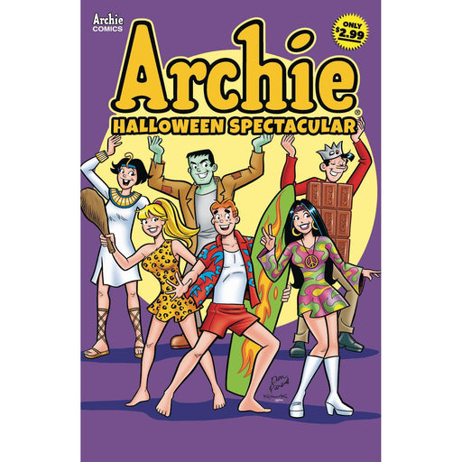 Archies Halloween Spectacular #1-Georgetown Comics
