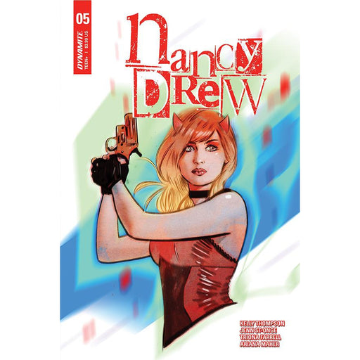 Nancy Drew #5 Cvr A Lotay-Georgetown Comics