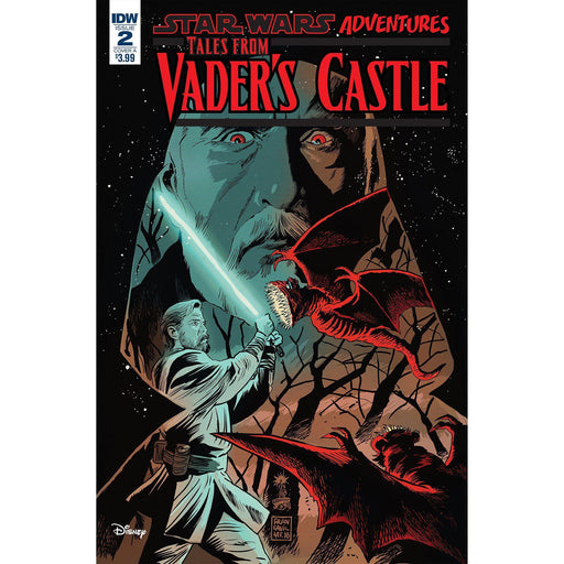 Star Wars Tales From Vaders Castle #2 (Of 5) Cvr A Francavil-Georgetown Comics