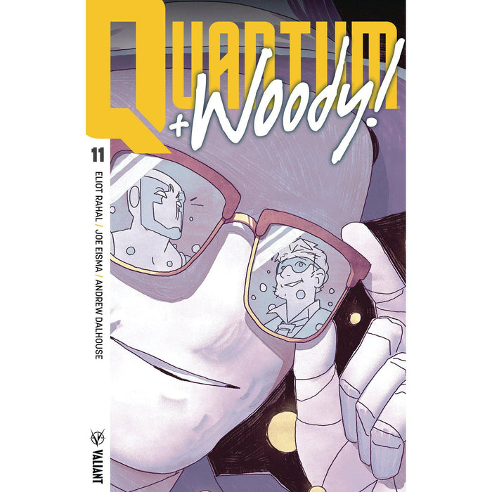 Quantum & Woody (2017) #11 Cvr A Smart-Georgetown Comics