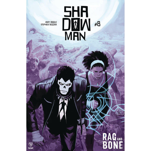 Shadowman (2018) #8 (New Arc) Cvr A Zonjic-Georgetown Comics