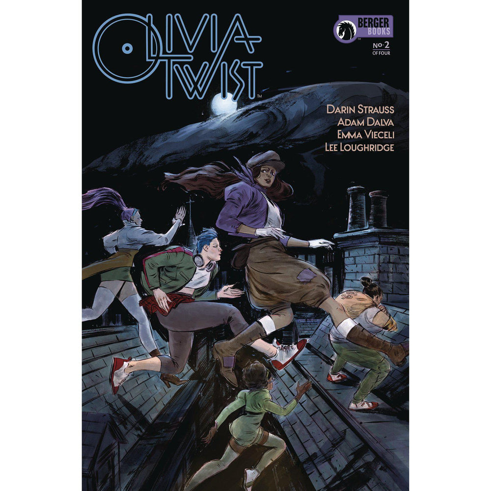 Olivia Twist #2 (MR)-Georgetown Comics