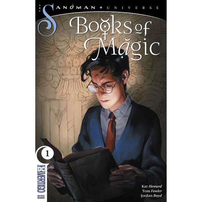 Books Of Magic #1 (MR)-Georgetown Comics