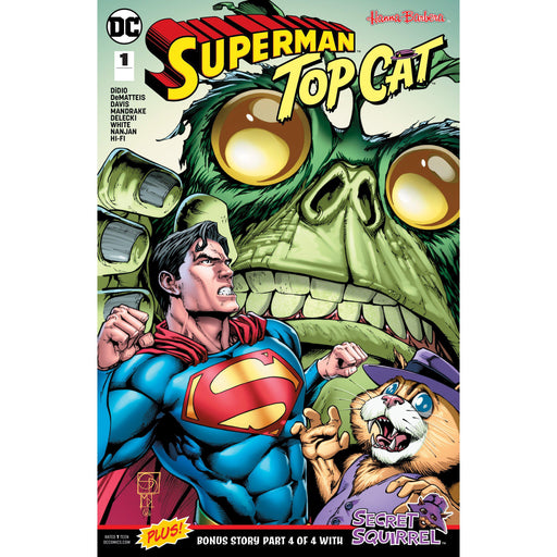 Superman Top Cat Special #1-Georgetown Comics