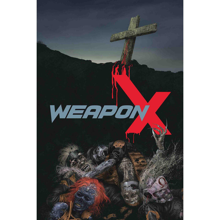 Weapon X #24-Georgetown Comics