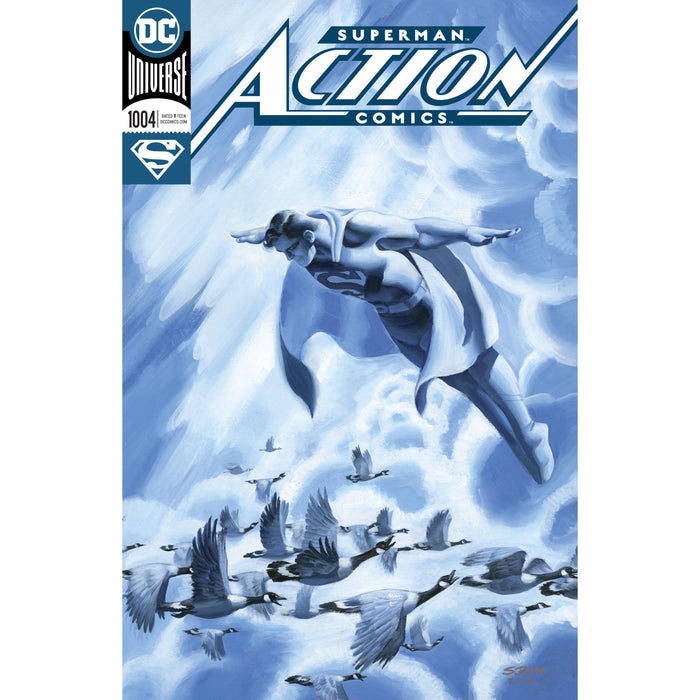 Action Comics #1004 Foil-Georgetown Comics