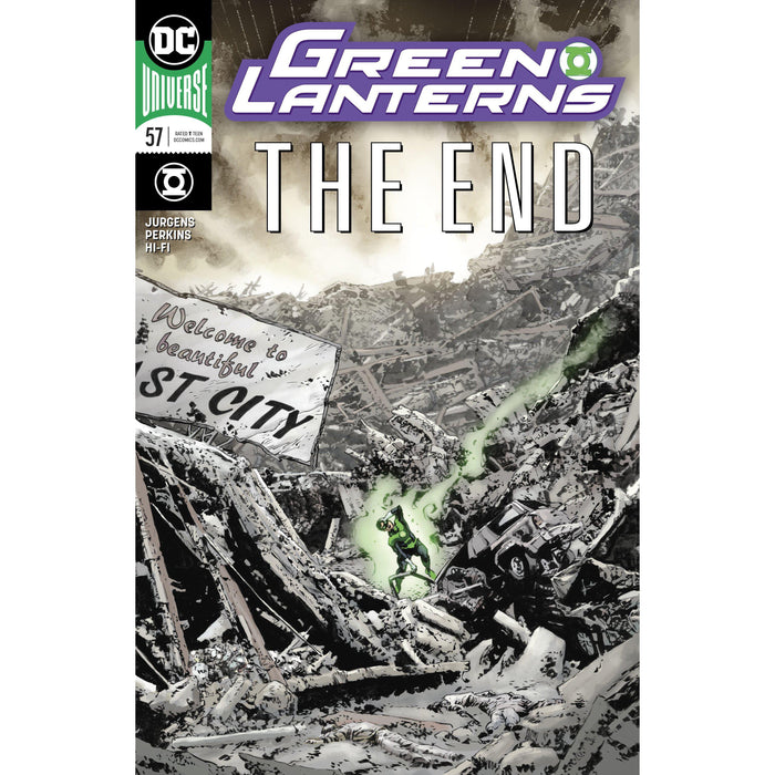 Green Lanterns #57-Georgetown Comics