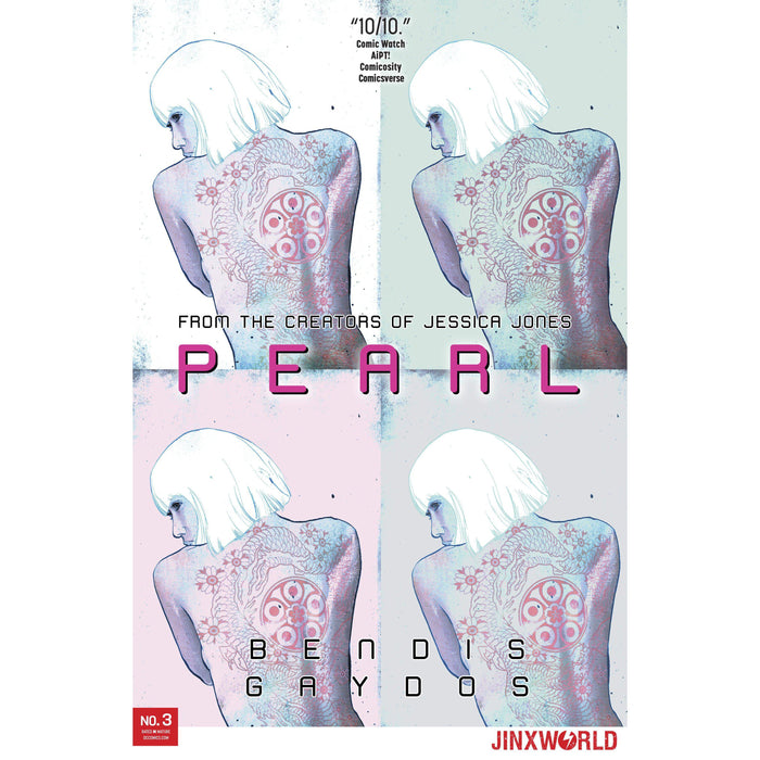 Pearl #3 (Of 6) (MR)-Georgetown Comics