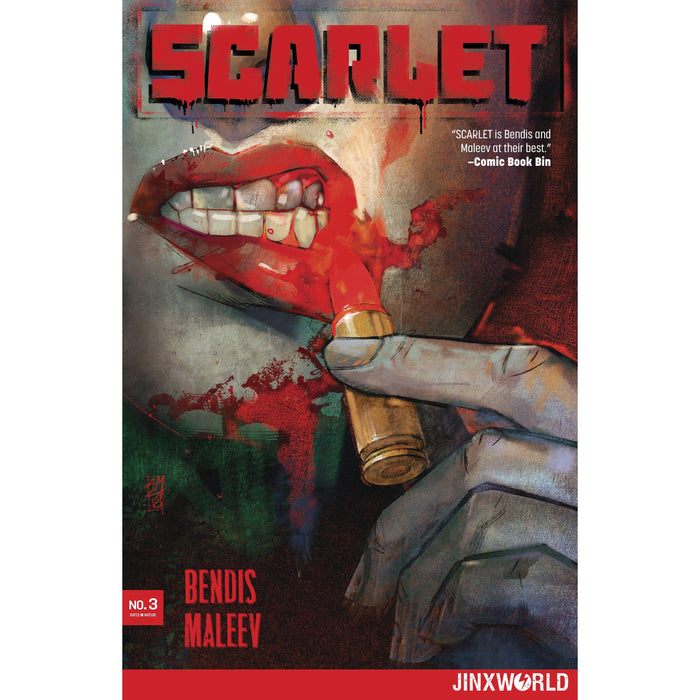 Scarlet #3 (Of 5) (MR)-Georgetown Comics