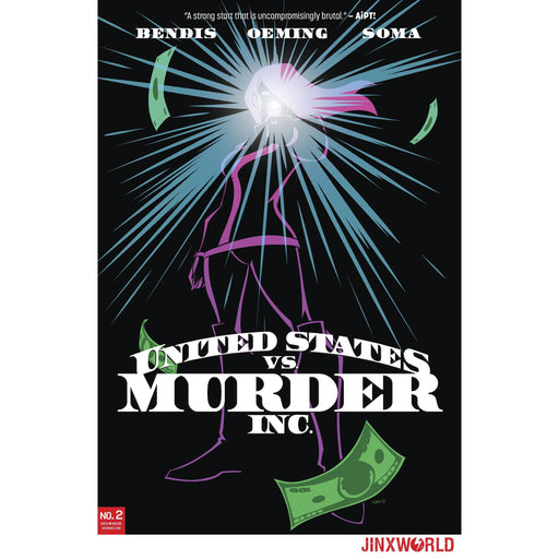 United States Vs Murder Inc #2 (Of 6) (MR)-Georgetown Comics