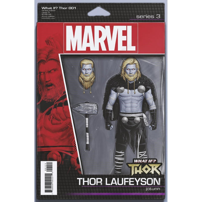 What If? Thor #1 Christopher Action Figure Var-Georgetown Comics
