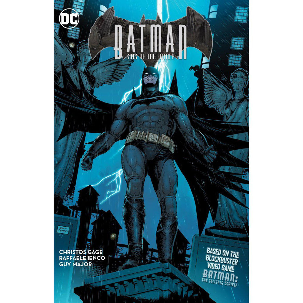 Batman Sins Of The Father TP-Georgetown Comics