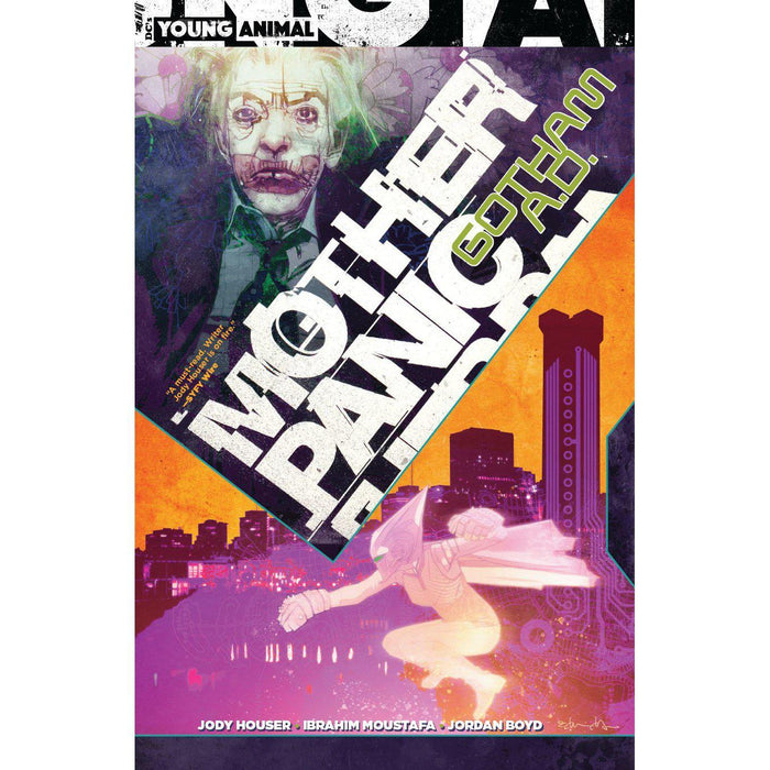 Mother Panic Gotham A D TP (MR)-Georgetown Comics