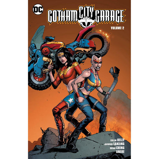 Gotham City Garage TP Vol 02-Georgetown Comics