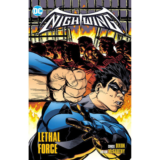 Nightwing TP Vol 08 Lethal Force-Georgetown Comics