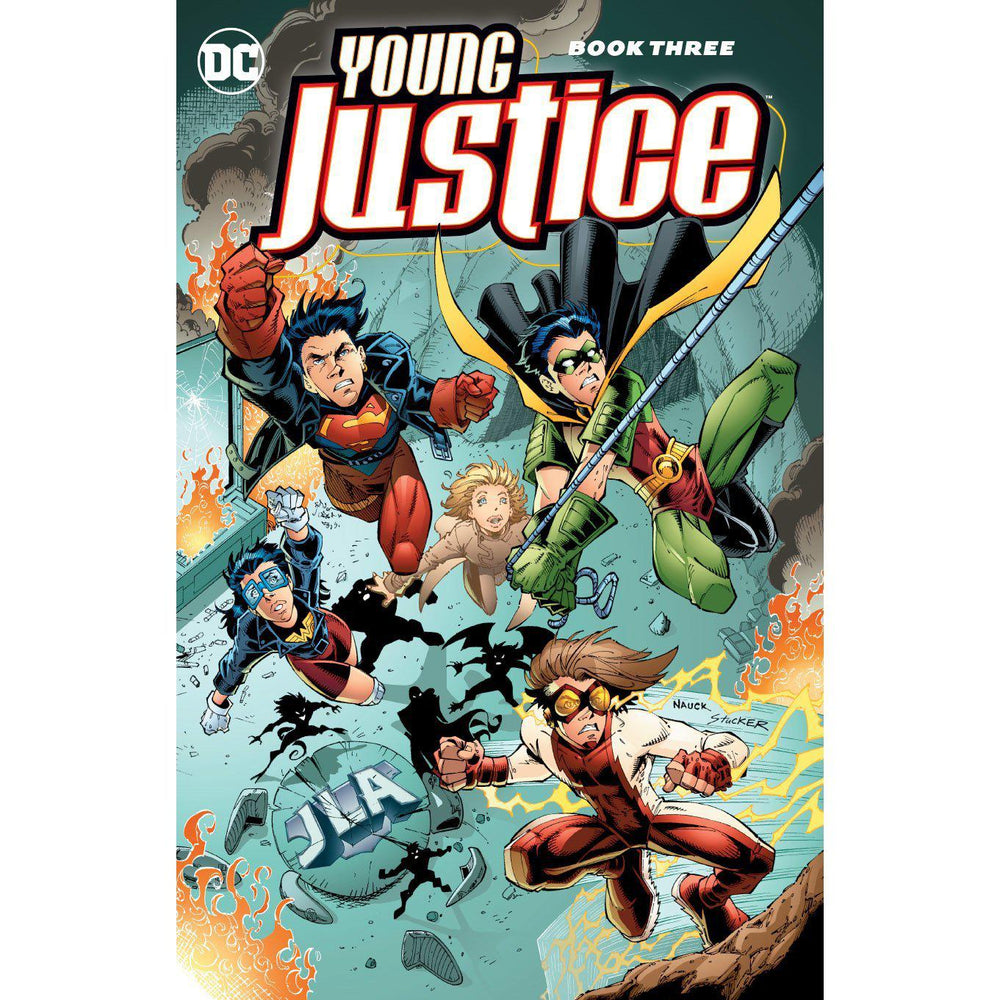 Young Justice TP Book 03-Georgetown Comics